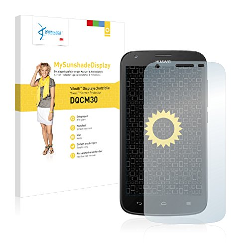 Vikuiti Bildschirmschutzfolie Matt DQCM30 von 3M für Huawei Ascend Y600 Folie Schutzfolie Bildschirmfolie - Entspiegelt