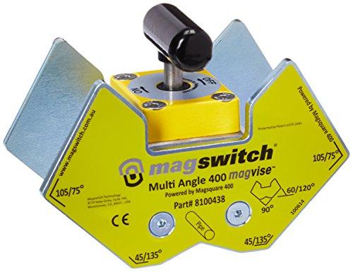 Preisvergleich Produktbild Magswitch Multi Angle 400 MagVise - Magnet Schraubstock Schweißwinkel EIN/AUS