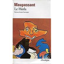 Le Horla - Préface et notes d'André Fermigier - Document: Première version du Horla