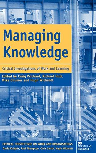 managing-knowledge-critical-investigations-of-work-learning