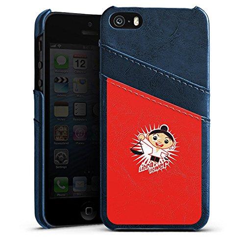 Apple iPhone 6s Housse Outdoor Étui militaire Coque Balance Signes du zodiaque Étoiles Étui en cuir bleu marine