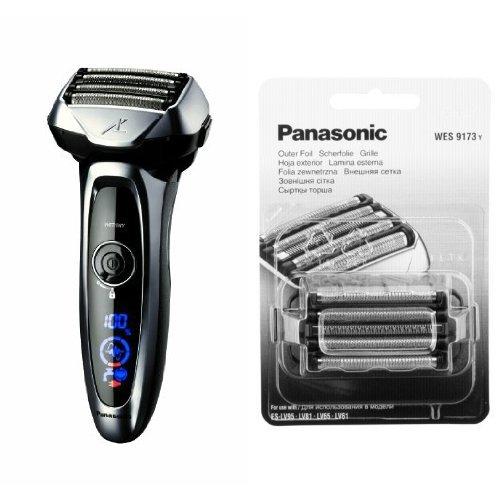 Panasonic ES-LV65-S803 Rasierer - Bundle mit Zusatzscherfolie