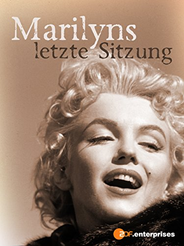 Marilyns letzte Sitzung Cover