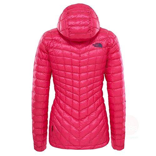 The North Face Damen Thermoball Hoodie Hike Petticoat Pink