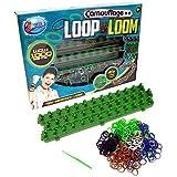 Jacks – Loop and Loom – Camouflage – Fabrique Ajustable de Bracelets + 1000 Elastiques à Tisser