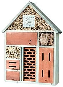"""Insectes Hôtel Bug–Maison """"BigBoy–Fabriqué en bois de haute qualité–LIVRAISON GRATUITE"""