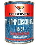 Büchner Aktiv-Hammerschlaglack HS67, Farbe: