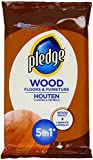 Pledge Wood Floor Wipes (Pack of 8)