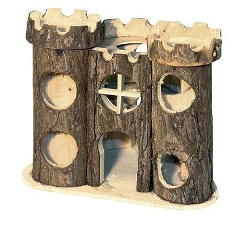 Kerbl Hamster Castle Nature, 17 x 15