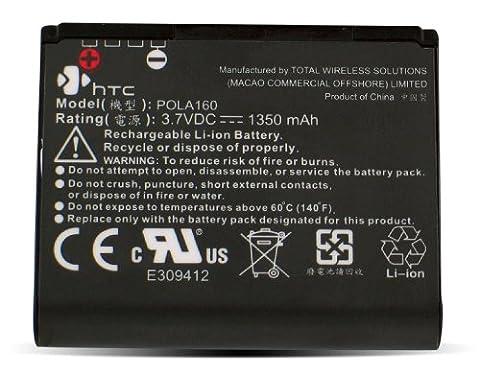 HTC BA S380 Hero Batterie (1350 mAh)
