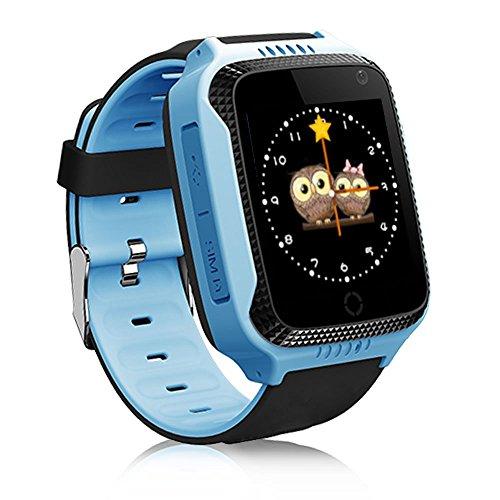 GPS Track Watch niños - SmartWatch Phone localizador