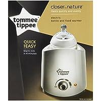 Tommee Tippee Closer to Nature - Calentador eléctrico para biberones y recipientes de comida