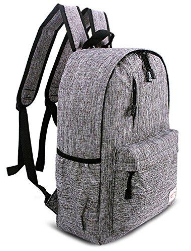 Leinwand neuer Stil Damen accessories hohe Qualität Einfache Tasche Schultertasche Freizeitrucksack Tasche Rucksäcke See blau Keshi kuPytvH0wn