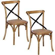 chaise bistrot. Black Bedroom Furniture Sets. Home Design Ideas