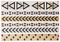 Egypt Gold Set de POSH TATTOO ||| Metallic Tattoo | Flash Tattoos | La nueva moda de Hollywood de SveJona
