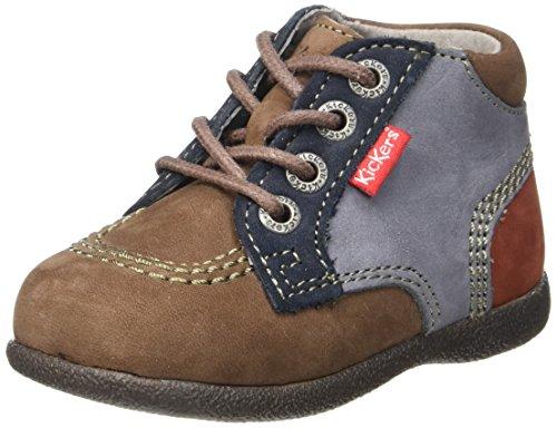 kickers-babystan-chaussures-premiers-pas-bebe-garcon-beige-beige-fonce-rouge-fonce-23-eu