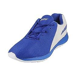 WALKWAY Men LIGHT BLUE Synthetic Walking Shoes ( SIZE EURO41/UK7 ) ( 252-9412-32-41 )