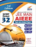 • The book 32 JEE Main/AIEEE ONLINE + OFFLINE Topic-wise Solved Papers is the MEGA preparatory material as it provides you the exact level/trend/pattern of questions asked on each topic in the ONLINE and OFFLINE mode of the examination from 2002 to 2...