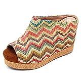 Jeffrey Campbell D2090 Sabot Donna Virgo Sandalo Multicolore Shoe Woman [41]