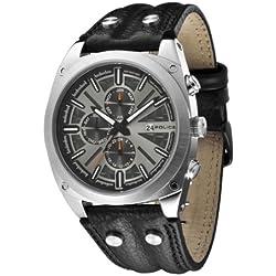 Police Herren-Armbanduhr Enforce P12699JS-02