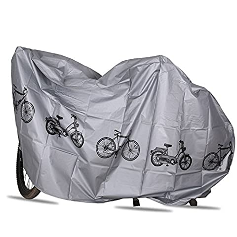 Amaoma Bike Cover Bicycle Dust Bag Shields Motorcycle Sun Peaked Cap MTB Rain Cover 210 * 100cm