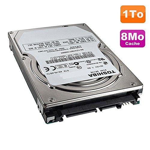 Toshiba 'Festplatte 1TB SATA 2.5 mk1059gsmp Laptop 5.400UpM 8MB 11mm (Toshiba 1 Laptop Tb)