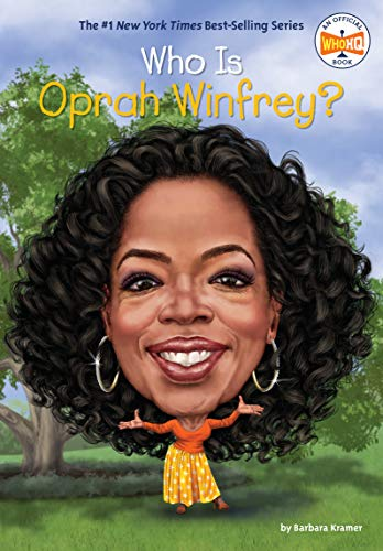 Who Is Oprah Winfrey? (Who Was?) (English Edition)