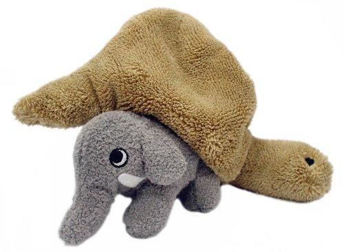 Preisvergleich Produktbild Stuffed elephant & snake, softly The Little Prince (japan import)