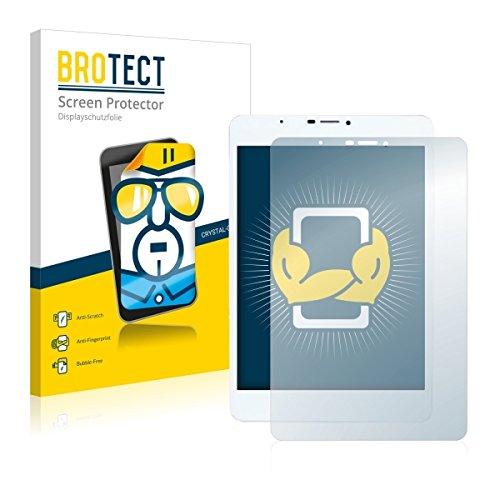 2x-brotect-crystal-clear-protezione-dello-schermo-per-mediacom-smartpad-80-s2-cristallino-estremamen