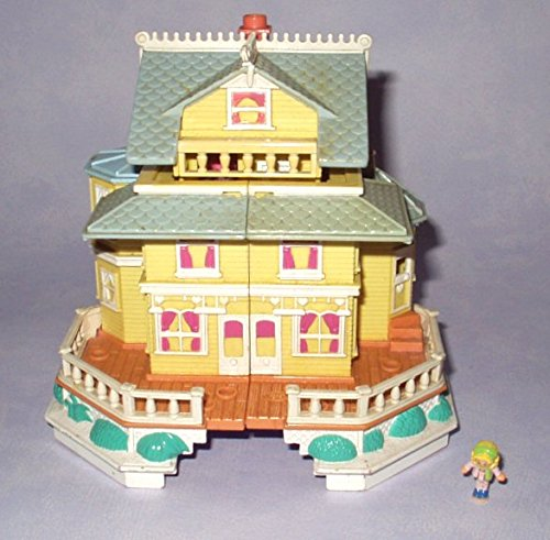 vintage-polly-pocket-8-clubhouse-pop-up-playset-with-1-doll-bluebird-1995