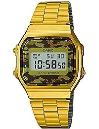 gioielleriaverderame Reloj Casio A168WEGC-5EF