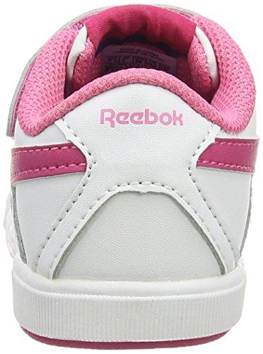 Solid CL Court CL Solid Mehrfarbig V Reebok Reebok Court Reebok 2 Mehrfarbig wei wei V Schuhe 2 Schuhe AqvpvP
