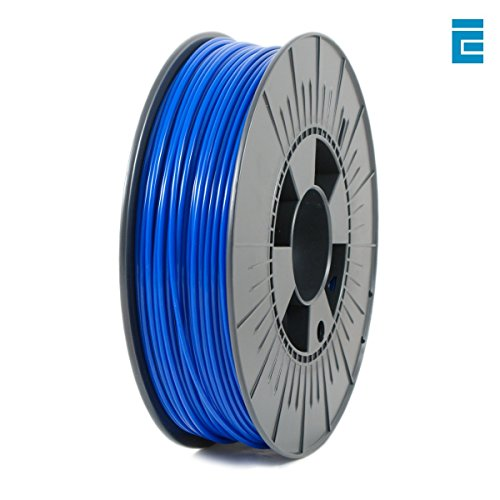 ICE Filaments ICEFIL3PLA123 PLA filament, 2.85mm, 0.75 kg, Daring Darkblue