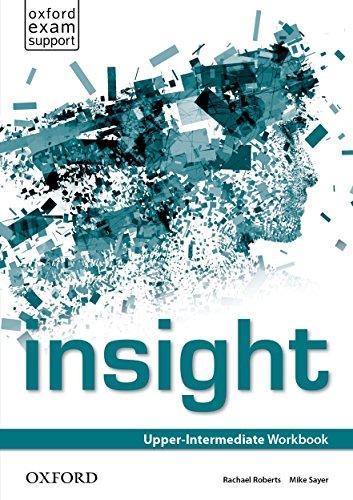 Insight Upper-Intermediate. Work Book