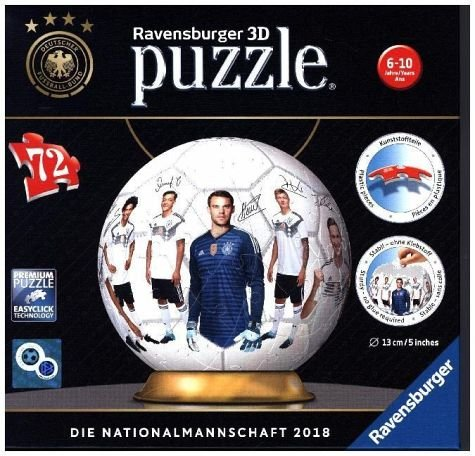 Ravensburger-3D-Puzzle-11845-Dfb-Teamball