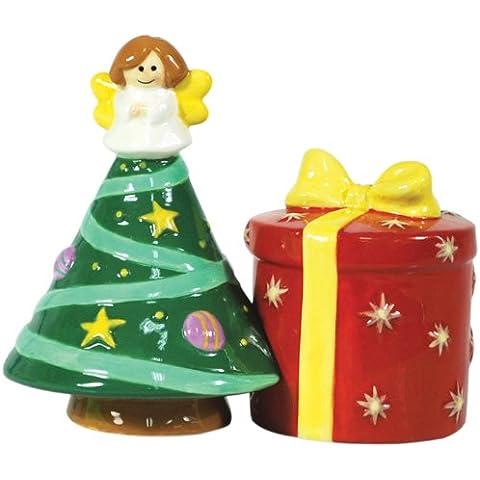 Salt Pepper & Mwah-Saliera a forma di albero di Natale, la nuova licenza 93954 &