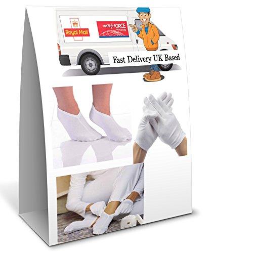 Feuchtigkeitsspendende Socken