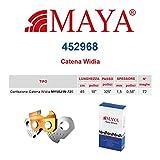3 cadenas de sierra SWS Forst compatible con DOLMAR 72 eslabones HUSQVARNA cincel completo 325 1,5 mm SOLO MAKITA y otros