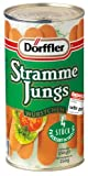 Dörffler Stramme Jungs in Saitling, 6er Pack (6 x 550 g Dose)