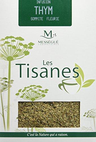 Laboratoire Messegué Tisane en vrac Thym 100 g