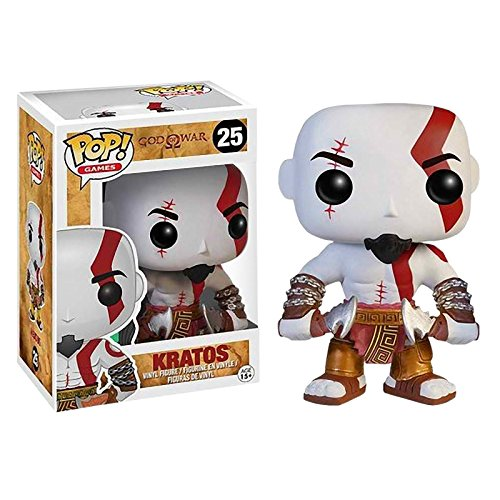 Kratos: Funko POP! x God of War Vinyl Figure by God of War by God of War