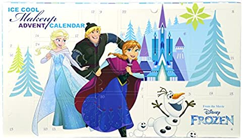Markwins Disney Frozen Die Eiskönigin Beauty-Adventskalender 2017, 1er Pack
