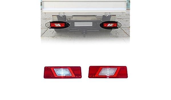 BK31/ Fanale posteriore della lampada Lens 1831256 /13292-aa