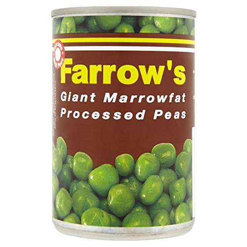 Farrow Riesen Marrowfat Verarbeitet Erbsen (300 G)