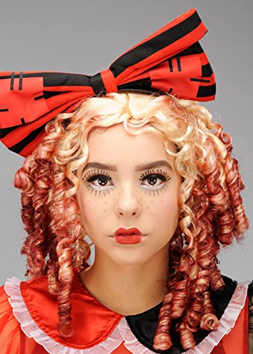 Womens Bloody Blonde Broken Doll (Kleid Doll Broken)
