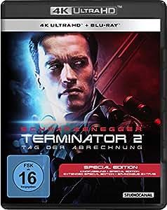 Terminator 2 [4K Ultra HD] [Blu-ray]