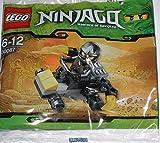 Lego Ninjago 30087 Schwarzer Ninja Cole Buggy Polybag Neu Ovp
