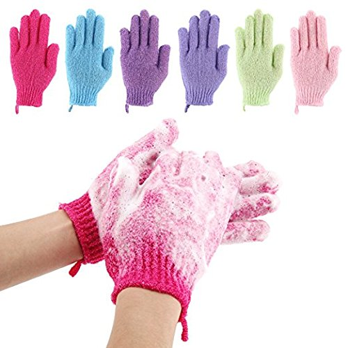 moonmini-exfoliating-bath-gloves-6-pair-set-nylon-shower-gloves-scrubber-skin-spa-foam-bath-gloves-d