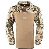 Leo Köhler Combat Shirt fleckdesert Größe L