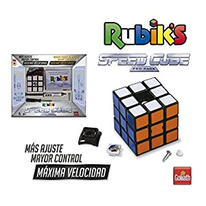 Goliath – Cubo de Rubik 3×3 PROFESIONAL, 6 Colores (72140)